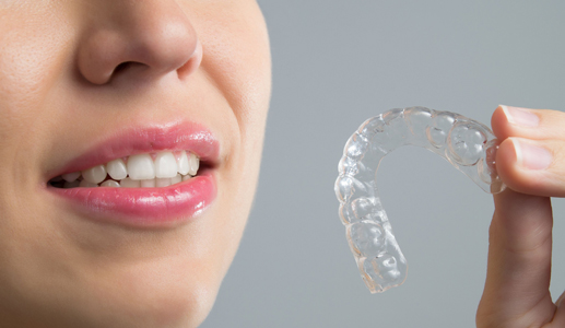Who Is A Candidate For Invisalign